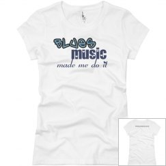 Junior Blues Tee