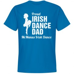 Irish Dance Dad