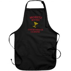 MOHITZ APRONS(COCKKTAILS & CRUISINE)