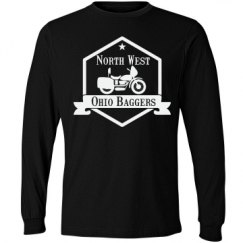 Unisex Lightweight Long Sleeve Tee