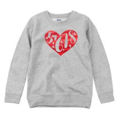Youth Crewneck Basic Promo Sweatshirt