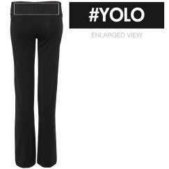 Trendy YOLO Yoga